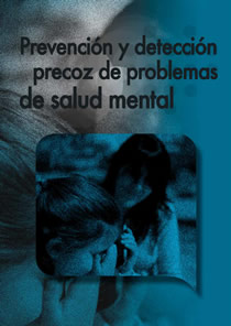 Boletín 'Prevención y detección precoz de problemas de salud mental'