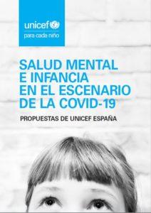 Salud mental e infancia en el escenario de la COVID-19